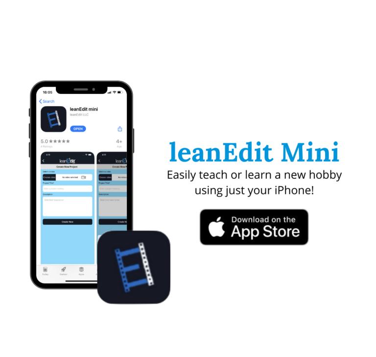 leanEdit Mini